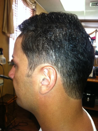 Men's Edge-up
